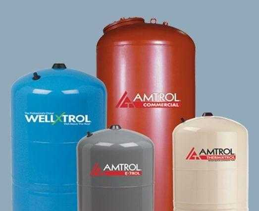 Well-X-Trol Pressure Tanks