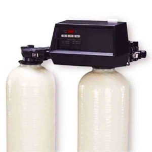 Fleck 9100 Twin Sulfur Removal Systems