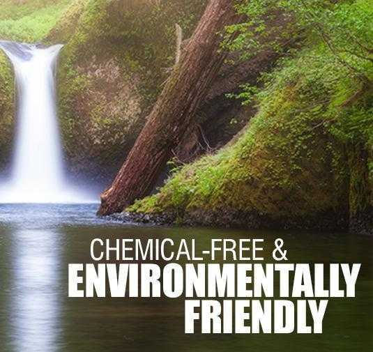 chemical free well systems